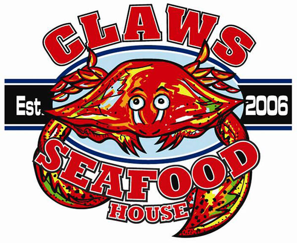claws seafood house logo